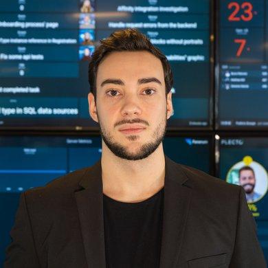 Boris Petrovic - Account Executive