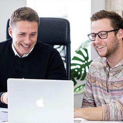 Plecto customer case study with Firmafon