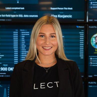 Kira Ulletved - Office Assistant