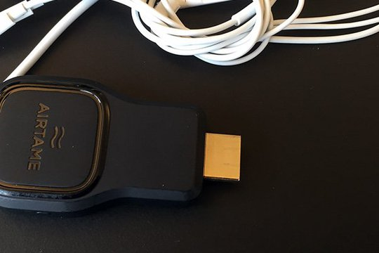Picture of an Airtame device today