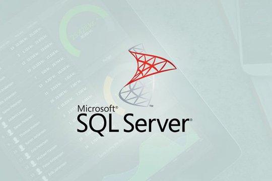 Illustration with SQL software