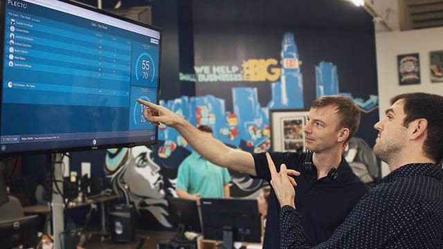 Plecto customer case study with POS Nation